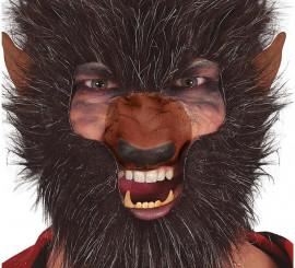 Dents avec des Crocs de Loup Garou