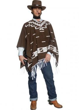 Disfraz Auténtico Pistolero Solitario para hombre