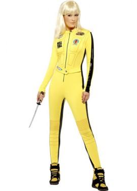 Disfraz Beatrix Kiddo de Kill Bill