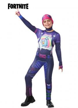Disfraz Brite Bomber Fortnite para niña y adolescente