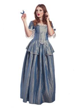 Disfraz Caterina La Grande de época para mujer