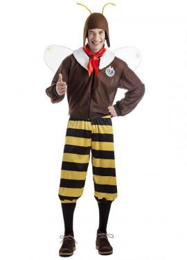 Disfraz de Abeja Aviador para hombre