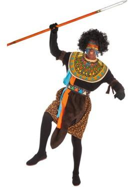 Disfraz de Africano Sexy para hombre