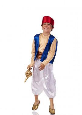 Costume Aladino per bambino
