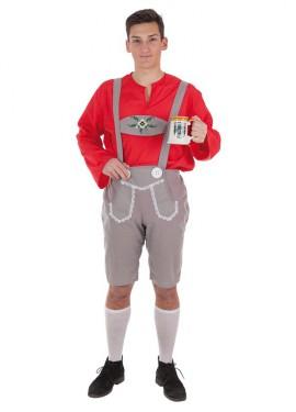 Disfraz de Alemán tradicional para hombre