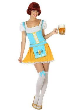 Disfraz de Alemana Sexy para mujer