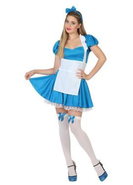 Déguisement Alice pour Femme. Plusieurs tailles