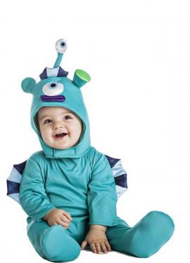 Disfraz de Alienígena para bebé