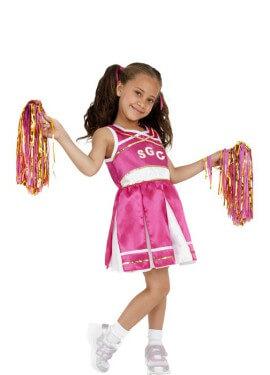 8c2f749ceb6cf Disfraces de Deportes para Niña · Disfraz deportivo para niñas