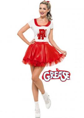 Disfraz de Animadora Sandy de Grease para mujer