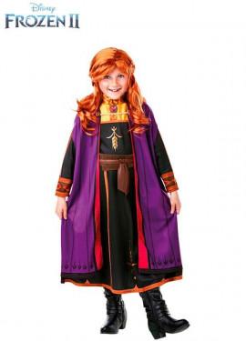Frozen 2 Anna costume en boîte pour fille