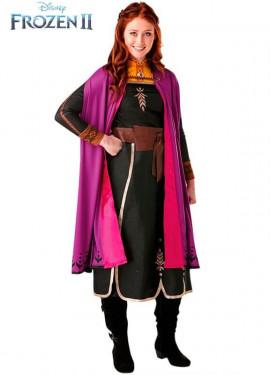 Disfraz de Anna de Frozen 2 para mujer