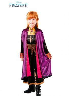 Disfraz de Anna en Frozen 2 para niña