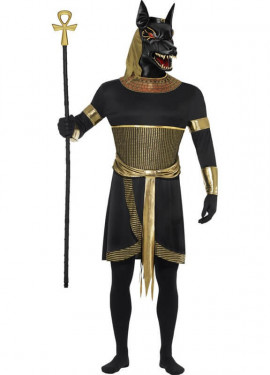 Disfraz de Anubis el Chacal para Hombre
