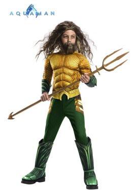 Déguisement de Aquaman Premium pour enfant