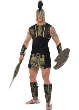 Disfraz de Aquiles Héroe Griego talla M