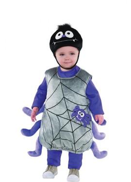 Déguisement d' Araignée pour bébés et e petits enfants pour Halloween