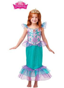 Déguisement Ariel Deluxe pour fille