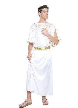 Disfraz de Aristócrata Griego para hombre