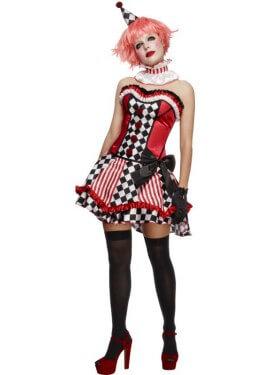 Disfraz de Arlequina sexy para mujer