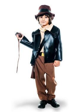 Disfraz de Arqueólogo aventurero para niño
