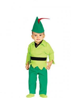 Disfraz de Arquero de los Bosques para bebé