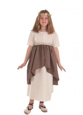 Disfraz de Artesana Medieval para niña