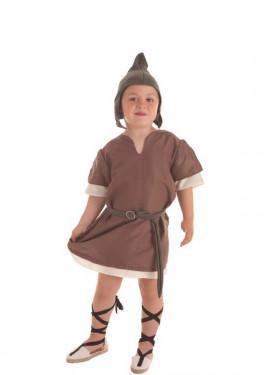 Disfraz de Artesano Medieval para niño