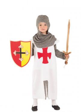 Disfraz de Artillero Medieval para niños