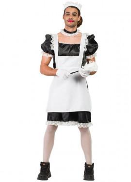 Disfraz de Asistenta de Hogar para hombre