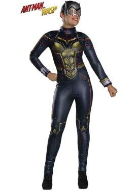 Disfraz de Avispa de Ant-Man y La Avispa para mujer