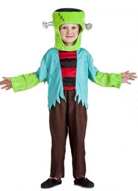Disfraz de Baby Frankenstein para niño