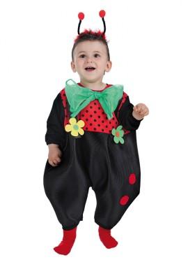 disfraz de baby mariquita nio para beb