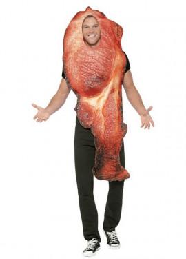 Disfraz de Bacon para adultos