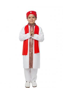 Disfraz de Bailarín Bollywood para niño