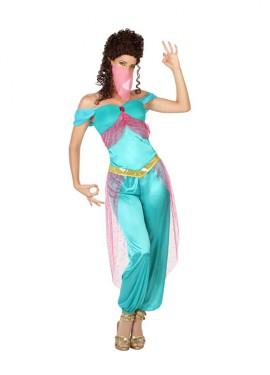 Disfraz de Bailarina Árabe para mujeres