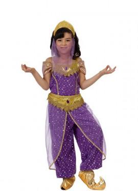 Disfraz de Bailarina Árabe para niña