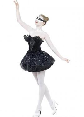 Déguisement Ballerine Cygne Noir pour femme plusieurs tailles