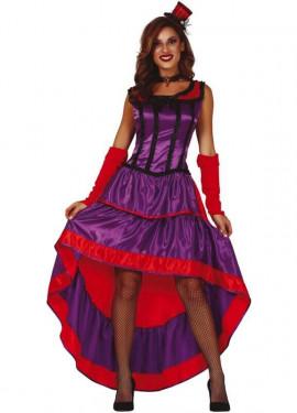 Costume Can Can Ballerina da donna