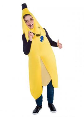 Disfraz de Banana para niños