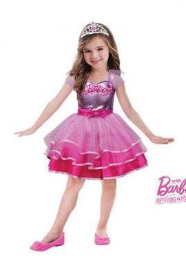 Disfraz de Barbie bailarina para niñas