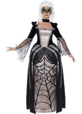Disfraz de Baronesa Viuda Negra