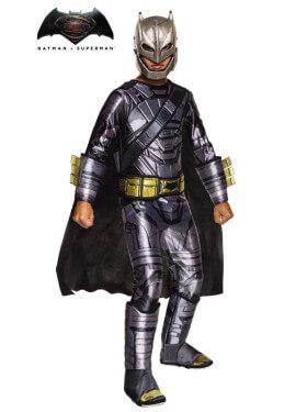 Disfraz de Batman Armour Premium de BvS para niño