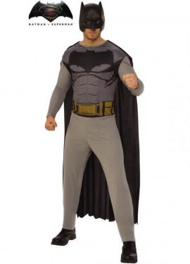Disfraz de Batman BvS para hombre