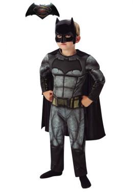 Disfraz de Batman de BvS Deluxe para niño