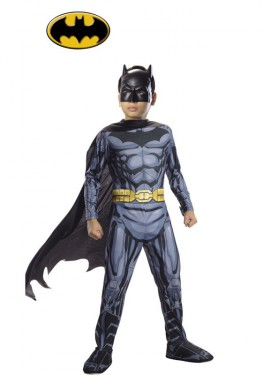 Disfraz de Batman de cómic para niño