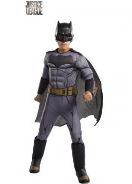 Disfraz de Batman Justice League Premium para niño