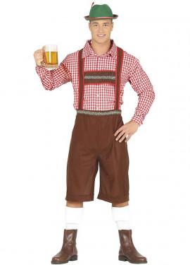Disfraz de Bávaro para Oktoberfest para hombre