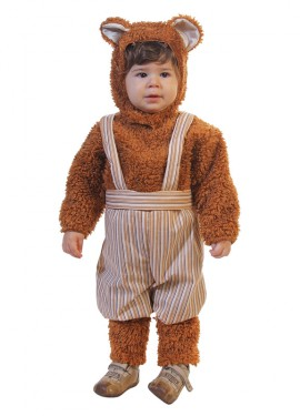Disfraz de Bebé Oso para bebé