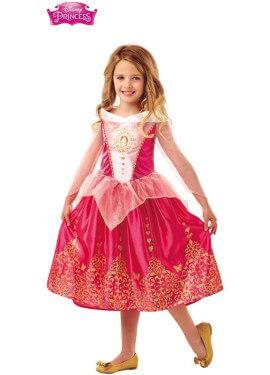 Disfraz de Bella Durmiente Deluxe de Disney para niña